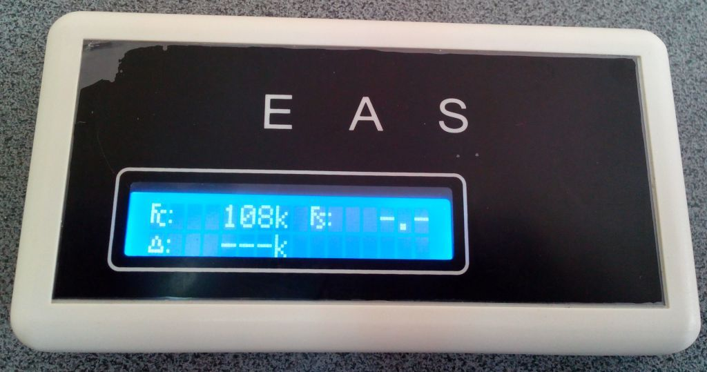 EAS Tester Gatemetr